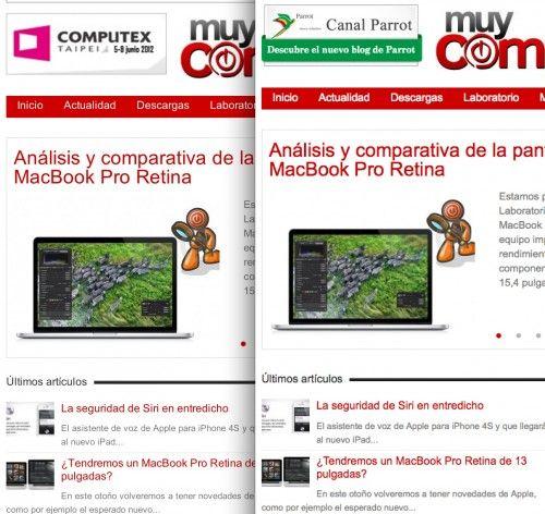 MacBook Pro con pantalla Retina 55