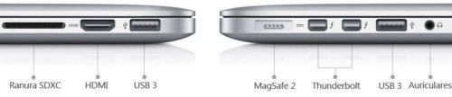 MacBook Pro con pantalla Retina 46