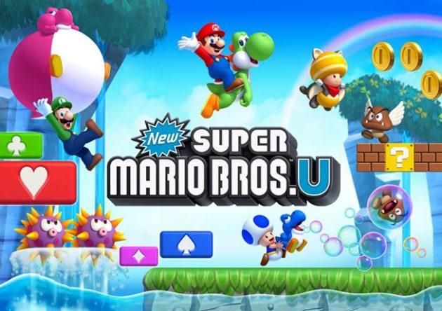 New Super Mario U: pantallazos y vídeo en funcionamiento 30