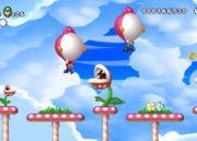 New Super Mario U: pantallazos y vídeo en funcionamiento 33