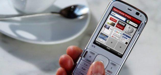 Navegadores web móvil, ¿y tú de quién eres? 30