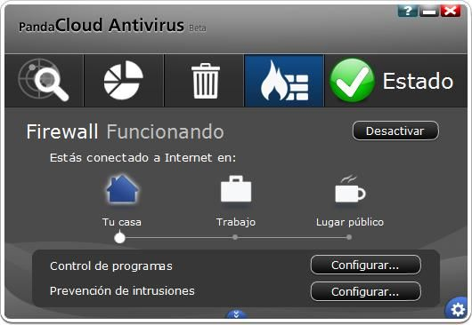 Panda Cloud Antivirus Beta, gratis y con soporte para Windows 8 RP 29