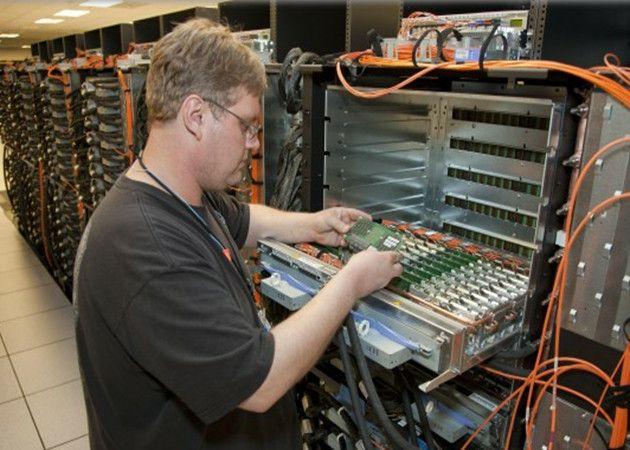 IBM BlueGene es el superordenador más potente: 16,32 PFLOPS 37