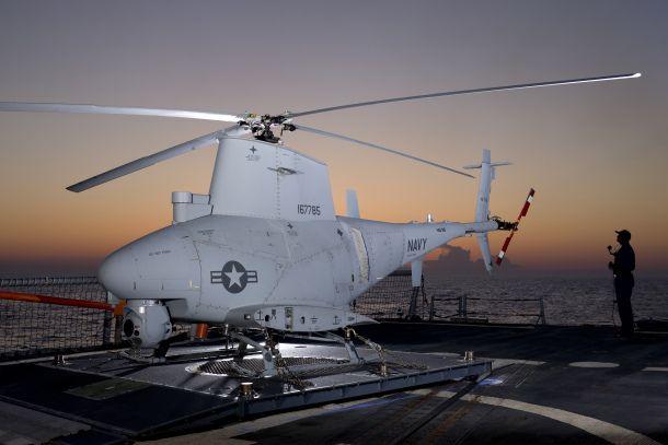 Los aviones no tripulados estadounidenses utilizarán Linux 32