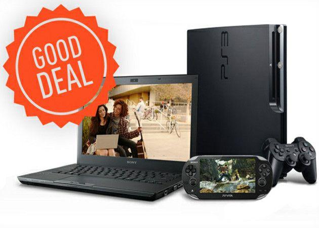 Sony regala una PS3 o PSVita con la compra de un VAIO 31