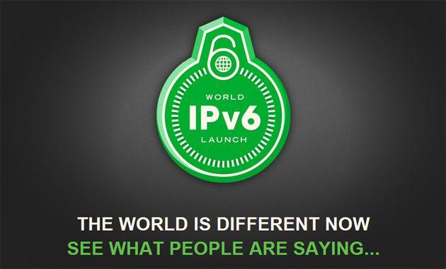 Llegó el World IPv6 Launch Day, seguimos en Internet 29