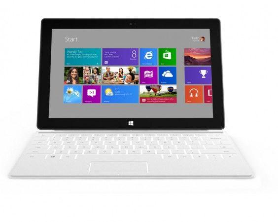 Precios y fabricante de los tablets Microsoft Surface