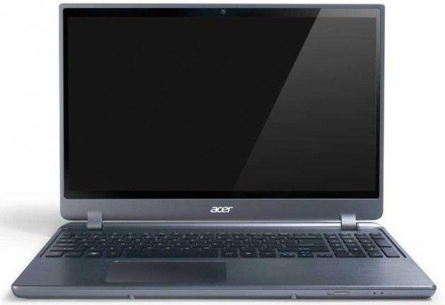 Acer lanza los ultrabooks Aspire Timeline M5 Ultra 32