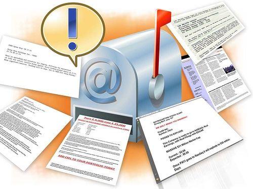 Spam y Phising, el problema diario de cada internauta 30