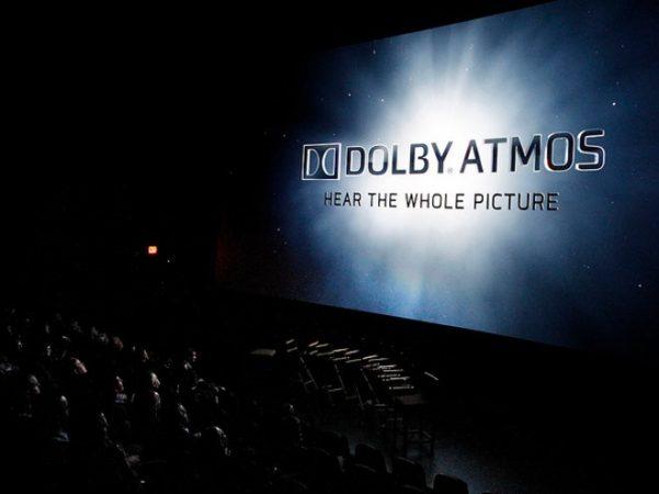 Dolby Atmos, reproducción de sonido con 64 altavoces 30