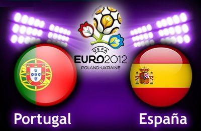 España vs Portugal, Eurocopa 2012 vía streaming en directo 29