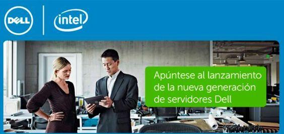 Asiste a la presentación de los nuevos servidores Dell PowerEdge 12G