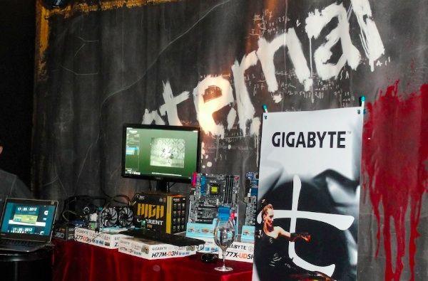 Nuevas placas GIGABYTE Z77 / H77 35