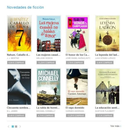 Google Play Books ya está disponible en España 30