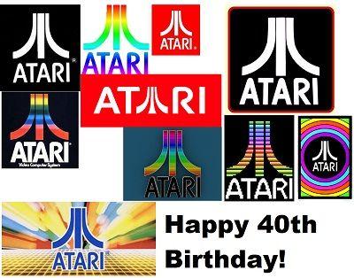 Atari cumple 40 años, ¡Felicidades! 29