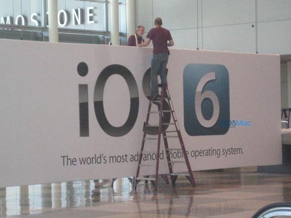 Veremos iOS 6 en WWDC 2012, confirmado 30