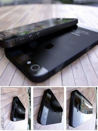 Nuevas imágenes sobre un futuro iPhone