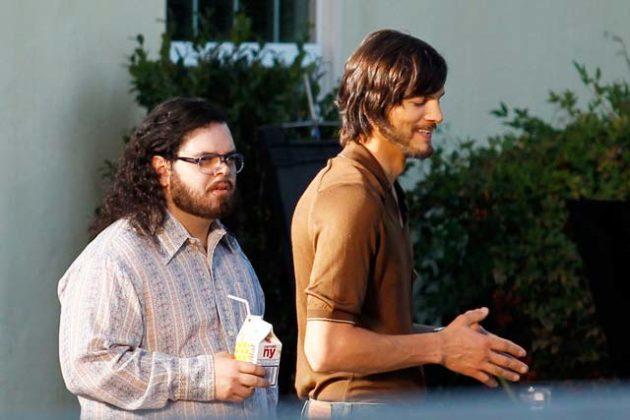 Primeras imágenes del rodaje de jOBS con Ashton Kutcher 29