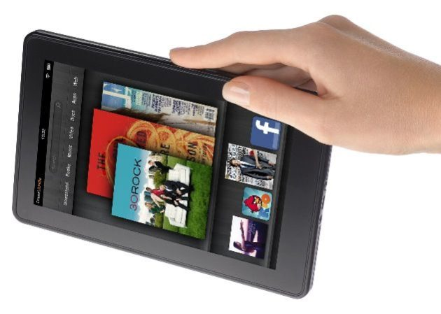 Amazon podría lanzar el Kindle Fire 2 a finales de julio 28