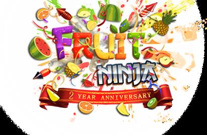 Segundo aniversario de Fruit Ninja, gratis para iOS 29