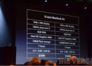 Los nuevos MacBook Air llegan con USB 3.0 59