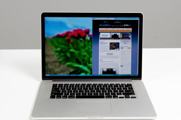 Windows 7 y Windows 8 en el MacBook Pro con Retina display