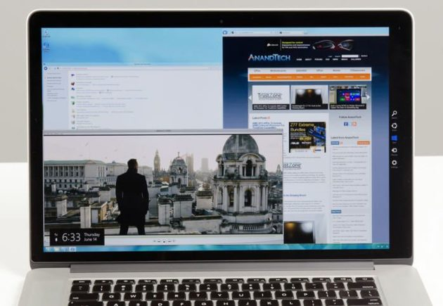macbook pro retina windows 630x435 Windows 7 y Windows 8 en el MacBook Pro con Retina display