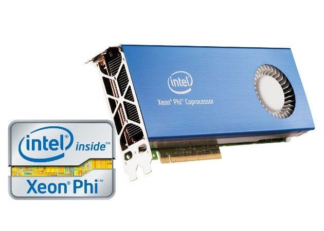 Intel presenta Xeon Phi, antes conocido como Knights Corner