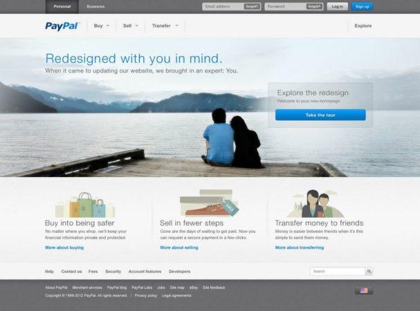PayPal estrena nuevo look 31