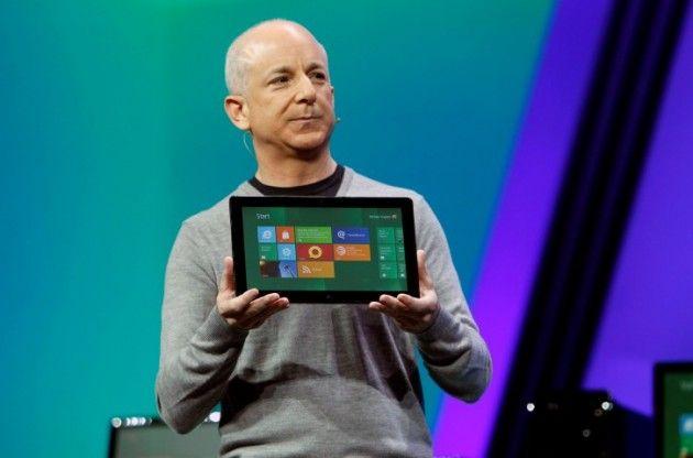 Microsoft podría presentar su propia tablet con Windows 8
