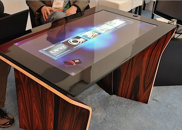 Microsoft Surface ahora son tablets, la mesa pasa a llamarse PixelSense