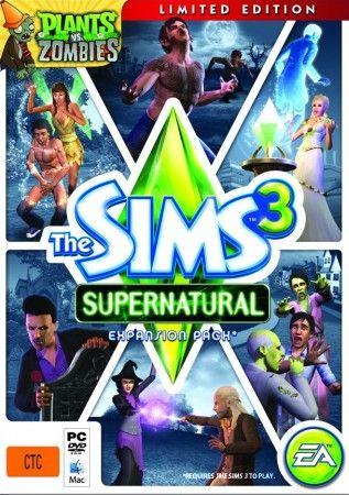 The Sims 3 Supernatural, hombres lobos y zombies llegan al juego 29