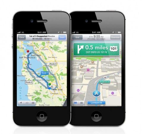 Apple recurre a TomTom para los mapas de iOS 6 27