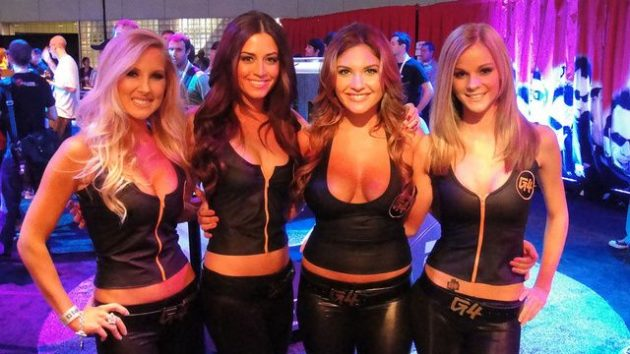 BoothBabes Computex 2012
