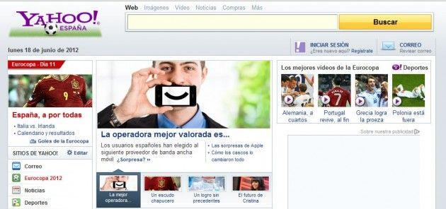 ¿Abandonará Yahoo! su buscador?