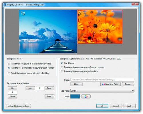 DisplayFusion 4.1 Beta 30