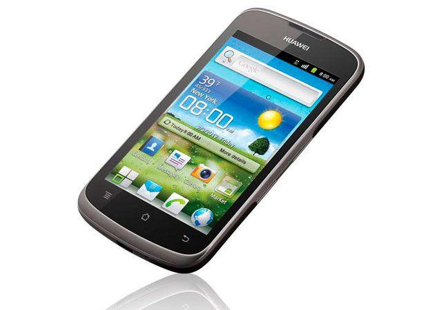 Huawei Ascend G300, nuevo smartphone de gama media 32