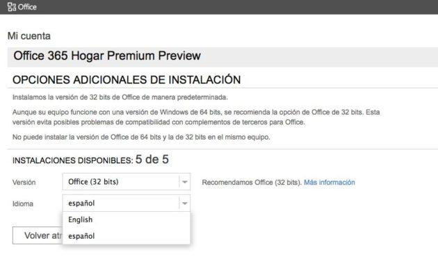descargar office 2013 gratis en español completo activado para windows 8