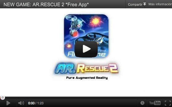 AR.Rescue 2.0, Free App