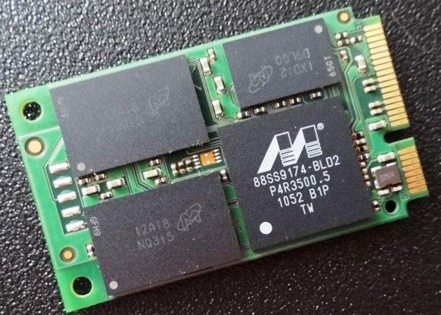SSD mSATA de Crucial para tablets y ultrabooks