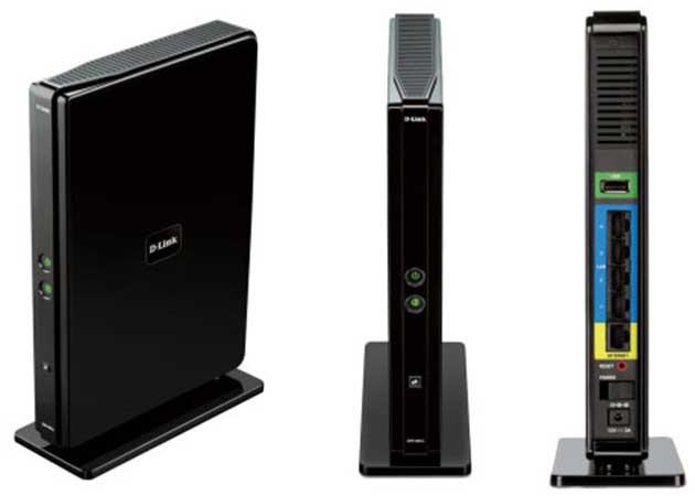 D-Link comercializa su primer router con WiFi ac 28