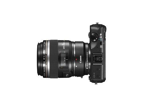 Canon EOS M, la EOS más pequeña 35