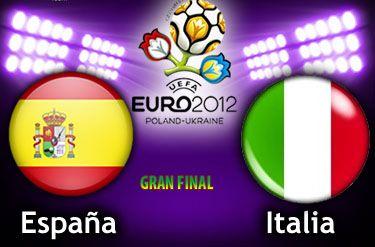 España vs Italia, final de la Eurocopa 2012 en directo vía streaming vídeo 31