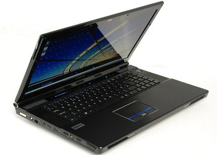 Eurocom Panther 3.0, workstation tope de gama 30