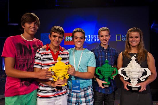 Dos españoles entre los ganadores de Google Science Fair 36