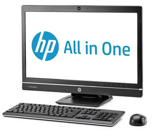 HP lanza cuatro nuevos equipos AIO 31