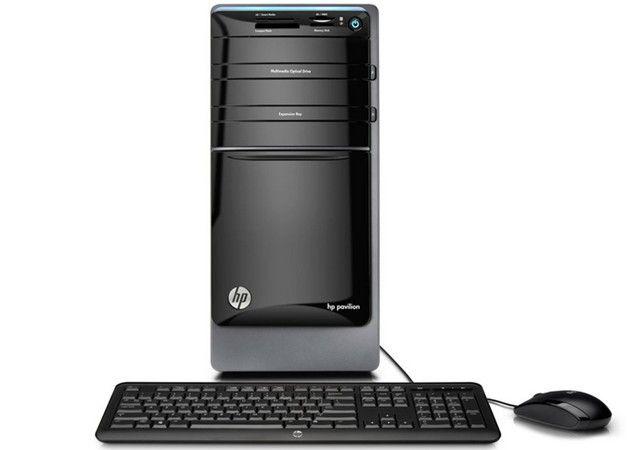 HP presenta PCs de sobremesa con AMD Trinity 38