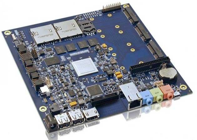 Kontron KTT30, placa mini-ITX Tegra 3 para mini-PCs