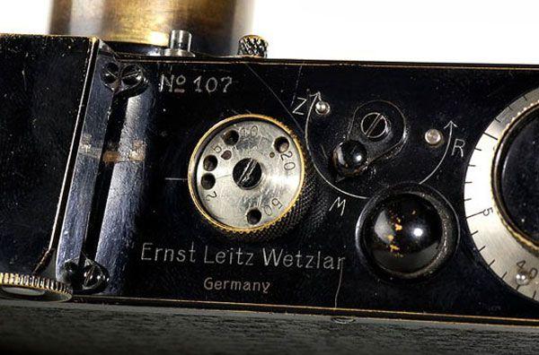 Venden una Leica 0 de 1923 por 2,8 millones de dólares 31