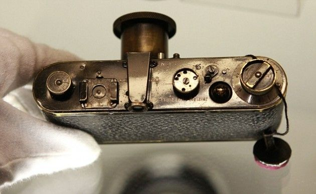 Venden una Leica 0 de 1923 por 2,8 millones de dólares 32